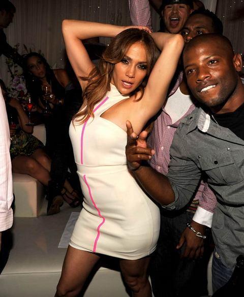 Jennifer Lopez Las Vegas'ı salladı - 32