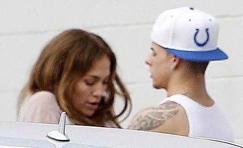 Jennifer Lopez Las Vegas'ı salladı - 8