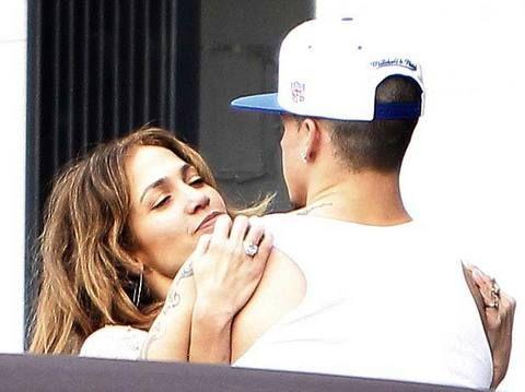 Jennifer Lopez Las Vegas'ı salladı - 3