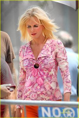 Nicole Kidman da Avustralyalı.