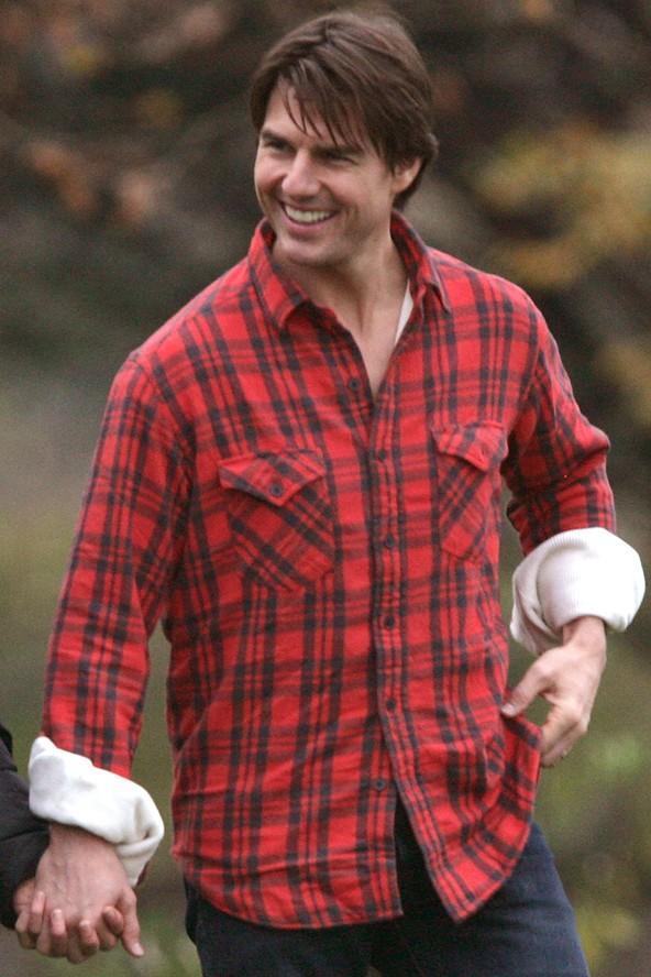 Thomas Cruise Mapother IV... Tom Cruise de adını kısaltmayı tercih edenlerden.