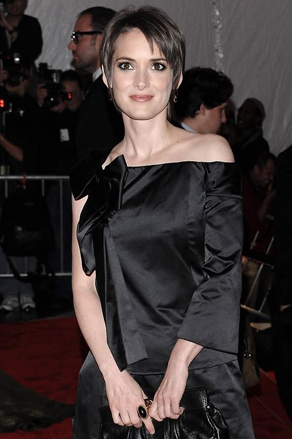 Winona Horowitz: Winona Ryder