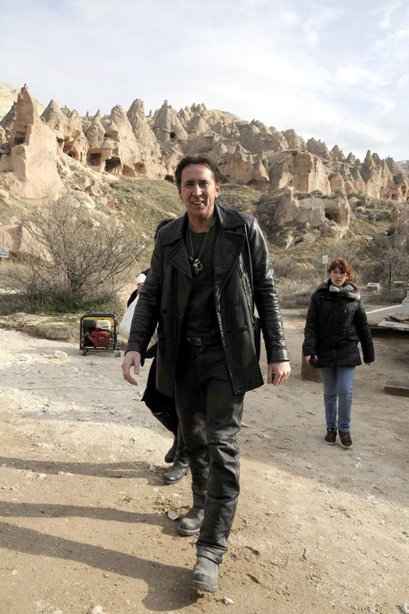 Nicholas Cage, Nicolas Kim Coppola olan adını şov dünyasında özel muamele görmek istemediği için değiştirdi.