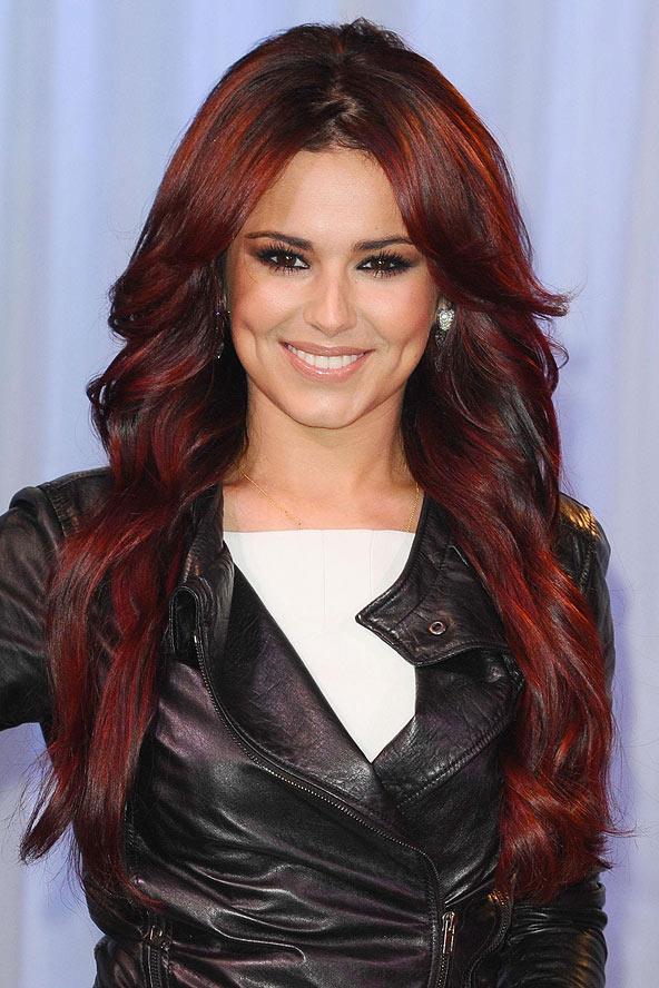 Ünlülerden en güzel saç renkleri! - 13