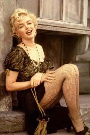 Monroe'nun bu pozu da Madonna'ya esin kaynağı oldu.