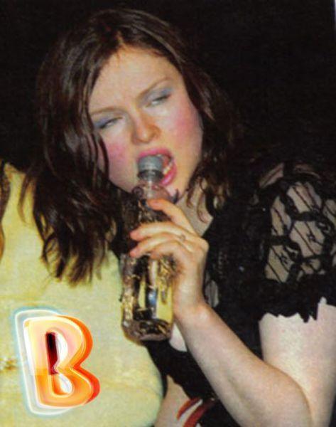Ünlüler sarhoş olursa - 122
