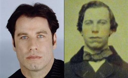 Şimdi bu fotoğrafa yenileri eklendi. Reenkarnasyon inancını destekleyen Scientology tarikatinin üyelerinden John Travolta'ya ait olduğu iddia edilen bir fotoğraf, aktörün ölümsüz olduğu yorumlarına yol açtı.