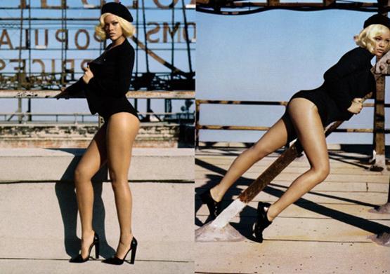 Rihanna kapak kızı oldu - 9