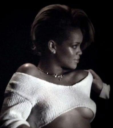Rihanna kapak kızı oldu - 3