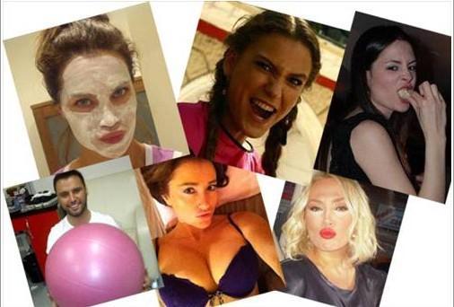 Sosyal medyayı ünlü isimler de kullanıyor, gündelik hayattan en özel anlarını Facebook ve Twitter'da sergiliyorlar. Peki ünlüler profilerine nasıl fotoğraflar ekliyor?  İşte ünlülerin profil fotoğrafları...