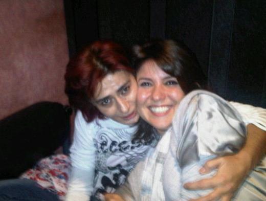 Dostlarıyla çektirdiği fotoğraflar da Ergen'in sosyal paylaşım sitelerinde yayınladıklarından.