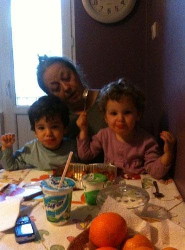 Uğur'un objektifinden çocukları