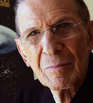 """Ancak """"Mister Spock"""" denildiğinde hatırlanan Nimoy, sinema tarihinde üzerine rolü """"etiket gibi yapışan"""" oyuncular arasında başı çekiyor."""