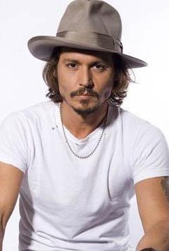 Johnny Depp sanki zamanı durdurmuş gibi.