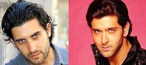 Mehmet Ali Alabora ve Hrithik Roshan...  Kaynak: Milliyet