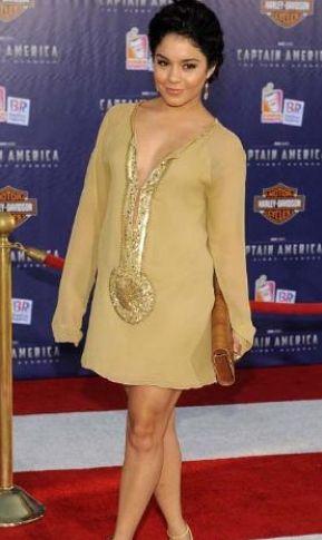 High School Musical ile yıldızı parladıktan sonra adı skandallara karışan 22 yaşındaki Vanessa Hudgens yaptığı bu değişiklikle herkesi şaşırttı.