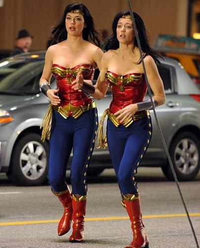 Adrianne Palicki  - Wonder Woman