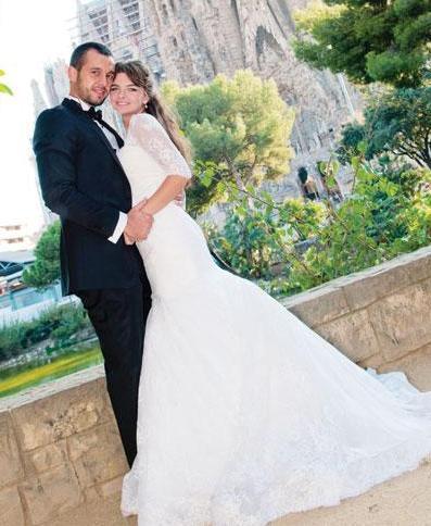Yılın şimdilik en yeni evlilik sürprizi Pelin Karahan'dan geldi.