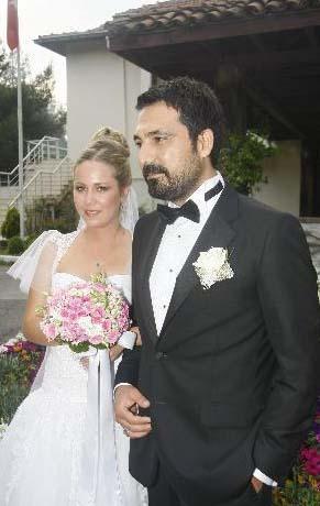 Düğüne bir çok ünlü katıldı.