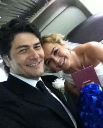 Şaşmaz, temmuz ayında Nurşen Kocayaş ile New York'ta evlendi.