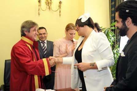 Karaca ve Doğan son olarak Bodrum'da görüntülendi.