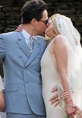 Çiftin düğünü bir servete mal oldu.