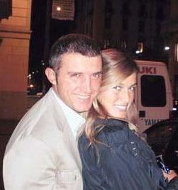 Çift daha sonra Bvlgari Otel'de bir kutlama yemeği verdi.