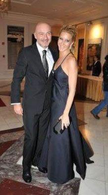 Ferit-Diana Şahenk sosyetenin en mutlu çiftlerinden biri.