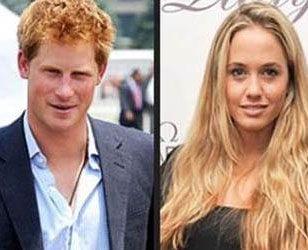 Ağabeyi Prens William'ın evlenmesinden sonra popülaritesi artan Harry, geçen yaz bir kaç kez iç çamaşırı mankeni Florence Brudenell-Bruce ile birlikte görüldü. Çapkın Prens son olarak 26 yaşındaki Jessica Donaldson ile birlikte olmuştu.