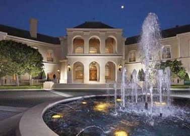Düğünden önce kızına Hollywood'un en pahalı evini de satın aldı Ecclestone.