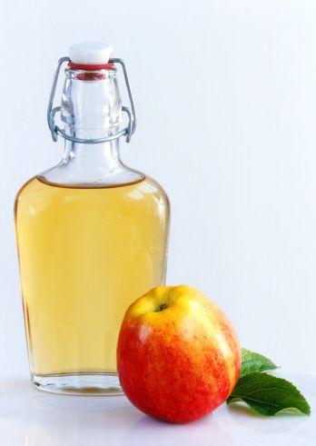 Elma sirkesi  Salatalarda ya da mezelerde elma sirkesi kullanın.