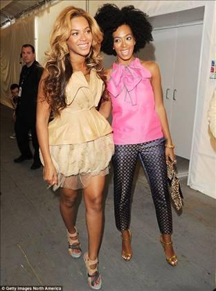 7.Beyoncé - Solange Knowles