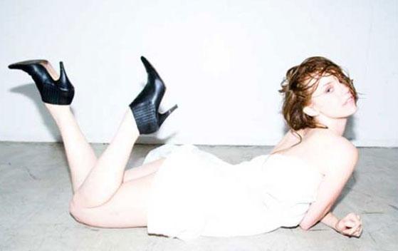 Kelli Garner, 2009