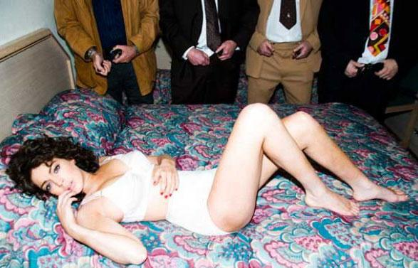 Lindsay Lohan, 2010