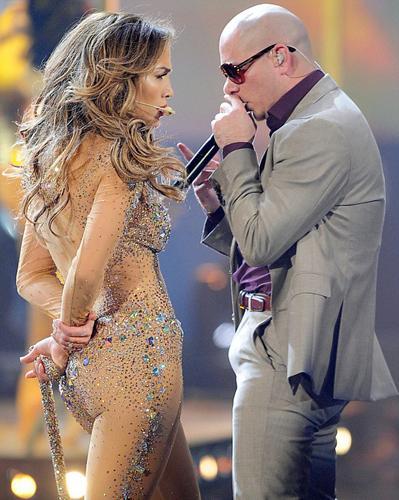 Jennifer Lopez hayranlarını çoşturdu - 12