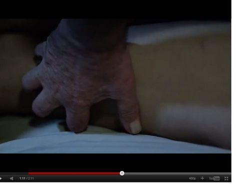 Rana Cabbar'ın kocayı oynadığı, Meltem Miroğlu'nun da çocuk gelin Hayat'ı canlandırdığı gerdek gecesi sahnesi şoke etti.