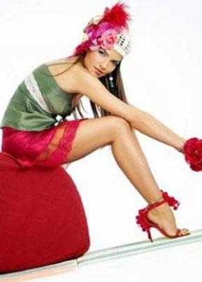Ebru Akel  Sonradan sunuculuk ve oyunculuk yapan Akel de eğitimli bir balerin.