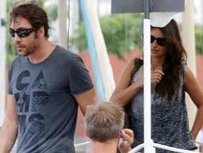 Penelope Cruz ve Javier Bardem, bebeklerinin doğumundan sonra birbirlerine yeniden aşık oldular.