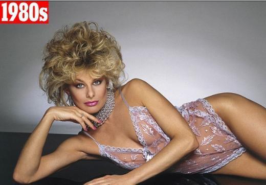 Henüz 22 yaşındayken üçüncü sayfa güzeli olan Johnson, tam 30 yıl önce mankenliğini yaptığı firmanın tanıtımı için yeniden objektif karşısına geçti.