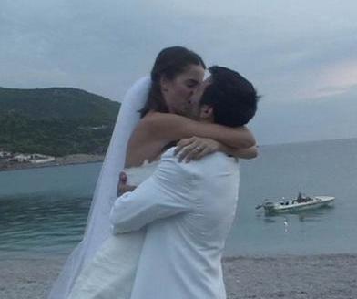Kazaz ile Seitaridis Yunanistan'da boşandı. Ancak Türkiye'ye hala kağıt üzerinde evliler.