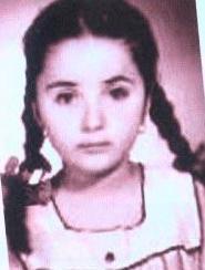 Bu küçük kız da ünlü bir oyuncu..