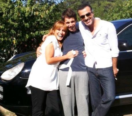 Konusu ile izleyicinin beğenisini toplayan dizi için Alemdağ'da bir set kuruldu.