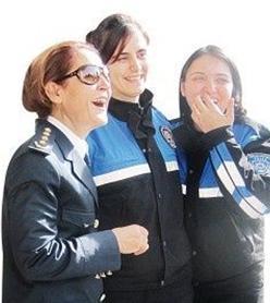 İstanbul Emniyet Müdürünü'nün Koordinatör Emniyet Müdürlüğü görevini de yürüten İnci Hanım, 2007 yılında Emniyet Genel Müdürlüğü Polis Teftiş Kurulu İstanbul Bölge Başkanlığı'nda Polis Başmüfettiş görevine getirildi.