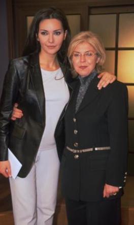Güzel yıldız Uludağ Üniversitesi Psikoloji Anabilim Dalı Başkanı Profesör Doktor Nermin Çelen'in kızı.