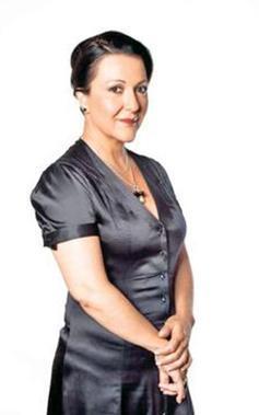 SUMRU YAVRUCUK Şu sıralar Fatmagül'ün Suçu Ne adlı dizide Ebe Nine karakterini canlandıran Yavrucuk da ünlü bir spor adamının kızı..