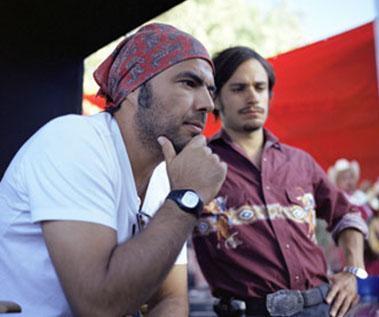 Alejandro Gonzales Inarritu ve Gael Garcia Bernal