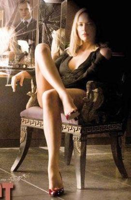 Sharon Stone   Seksi yıldız Sharon Stone, 'Temel İçgüdü' adlı filmde bütün kötülükleri yapan ama hepsi de yanına kar kalan bir karakteri canlandırdı.