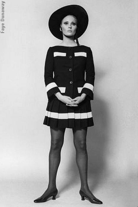 Faye Dunaway 1968