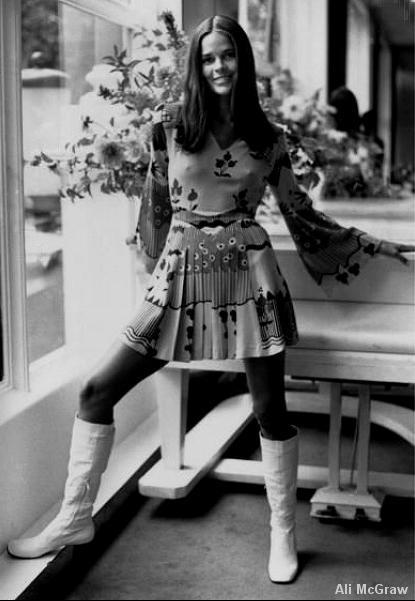 Ali McGraw 1969