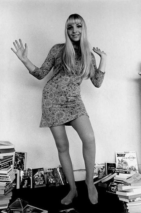 Annie Philippe 1968
